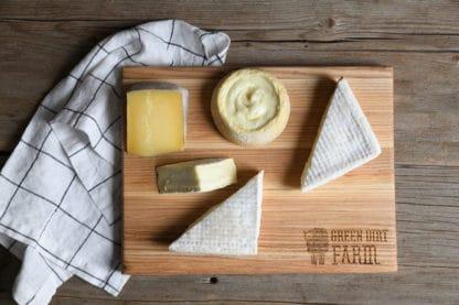 Green Dirt Farm Cheese of the Season