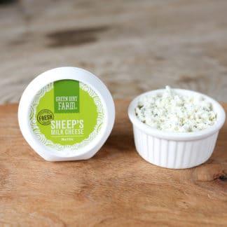 Green Dirt Farm Fresh Spreadable Cheese: Nettle 1