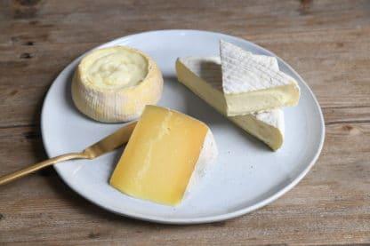 Green Dirt Farm Aged Cheese