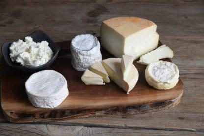 Green Dirt Farm Cheese Board