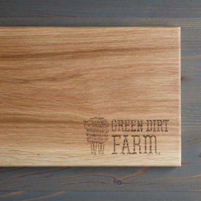 Green Dirt Farm Cutting Board