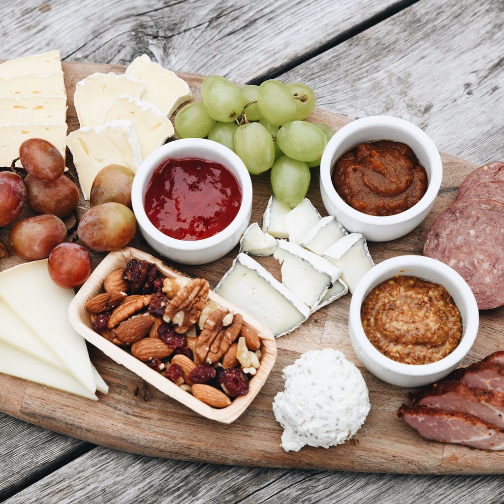 Create a Holiday Cheese and Charcuterie Board